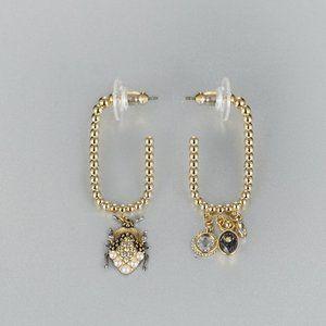 SWAROVSKI MAGNETIC earrings